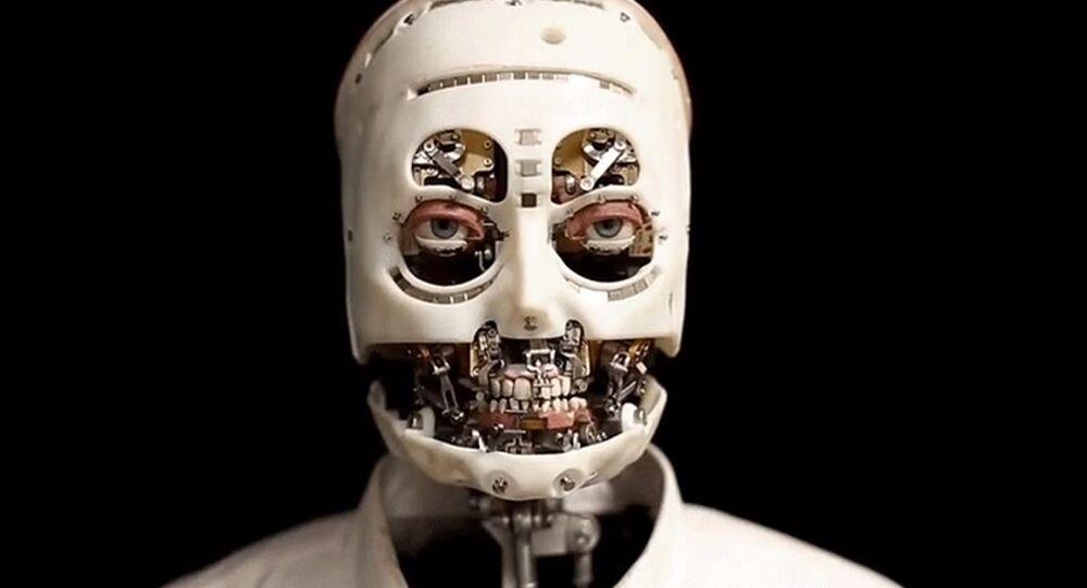 Disney prezentoval svůj pokrok v robotice.