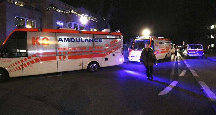 Útok na synagogu ve Vídni
