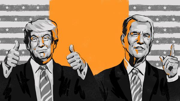 Prezidentské volby 2020 v USA - Sputnik Česká republika