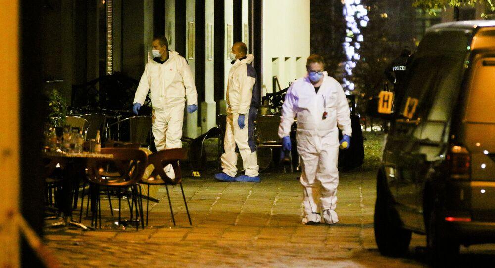Teroristický útok ve Vídni