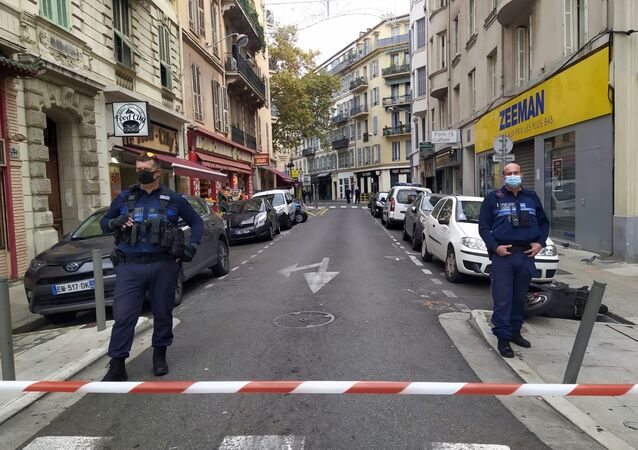 Situace v Nice