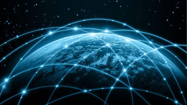 Globální síť. Ilustrační foto - Sputnik Česká republika