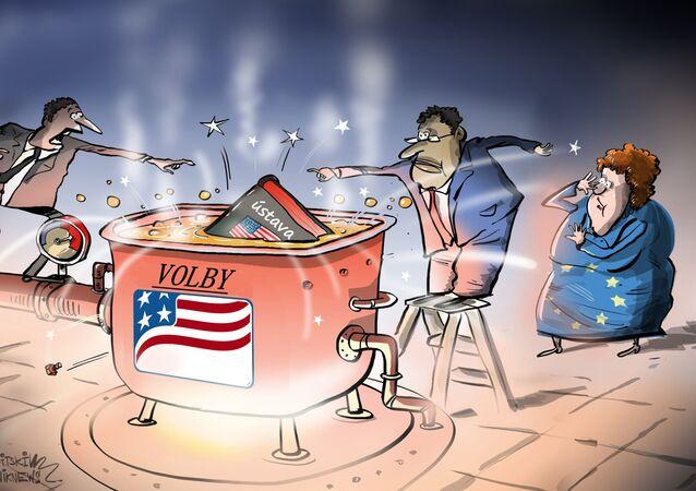 USA čelí velmi výbušné situaci