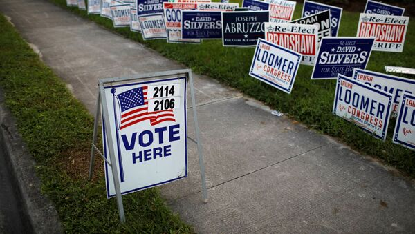 Volby v USA - Sputnik Česká republika