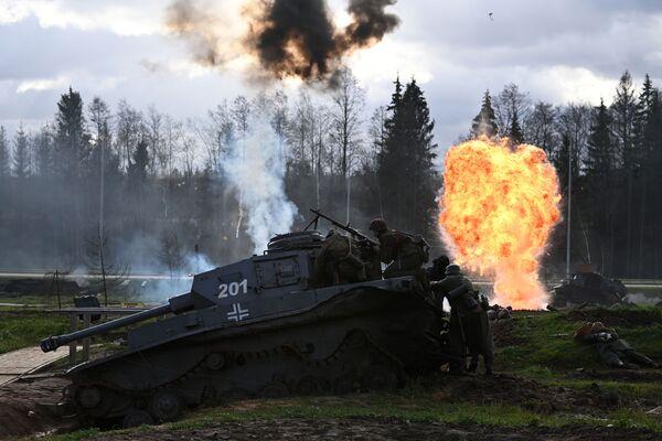 Bitva před Moskvou se stala jednou z rozhodujících bitev Velké vlastenecké války. - Sputnik Česká republika