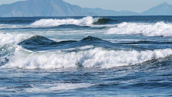 Tichý oceán, pobřeží Kamčatky - Sputnik Česká republika