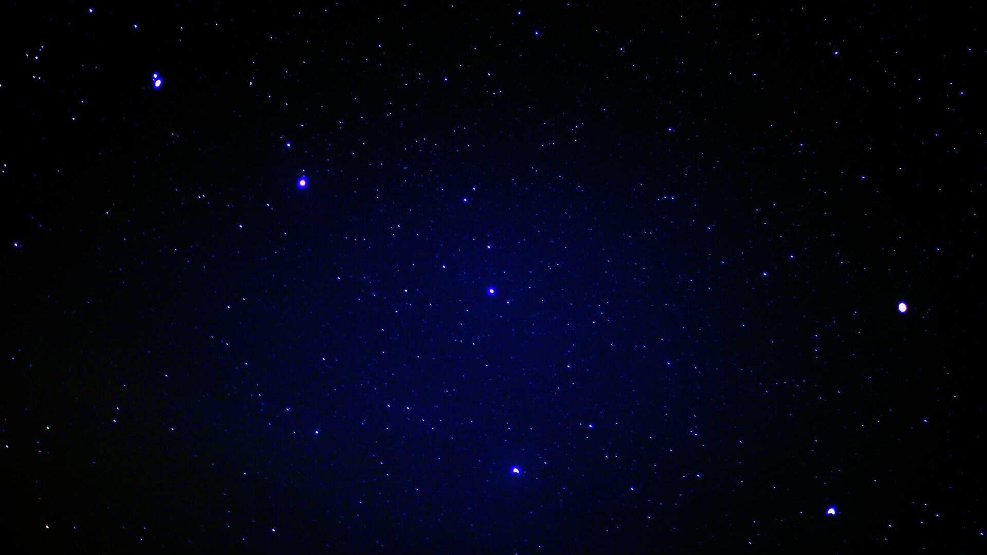 Noční obloha - Sputnik Česká republika, 1920, 23.07.2021