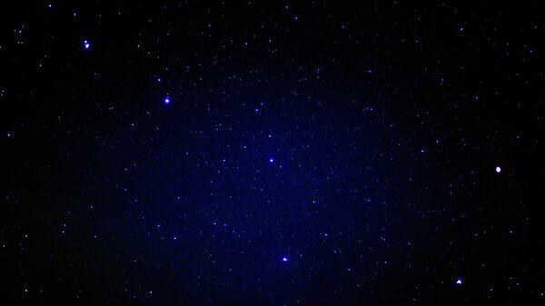 Noční obloha - Sputnik Česká republika