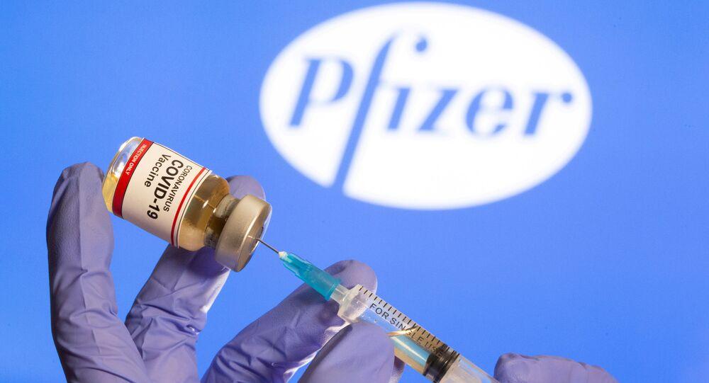Vakcína společností Pfizer