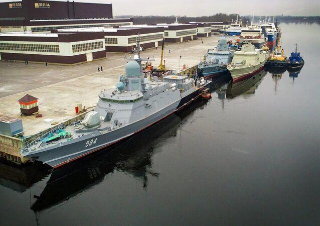 loď Odincovo