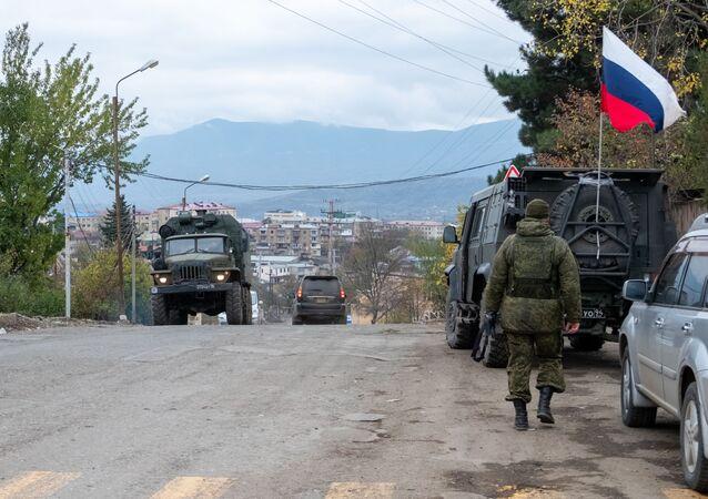 Situace v Karabachu