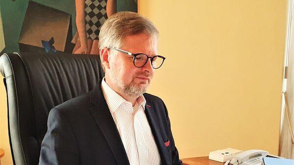 Petr Fiala - Sputnik Česká republika