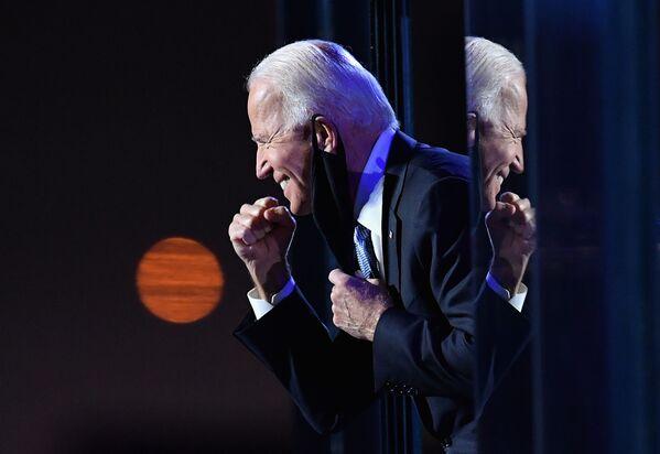 Demokratický prezidentský kandidát Joe Biden - Sputnik Česká republika