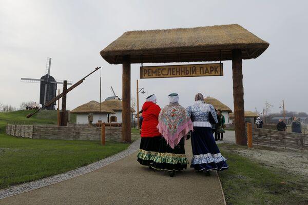 Slobodská Ukrajina v Bělgorodské oblasti - Sputnik Česká republika