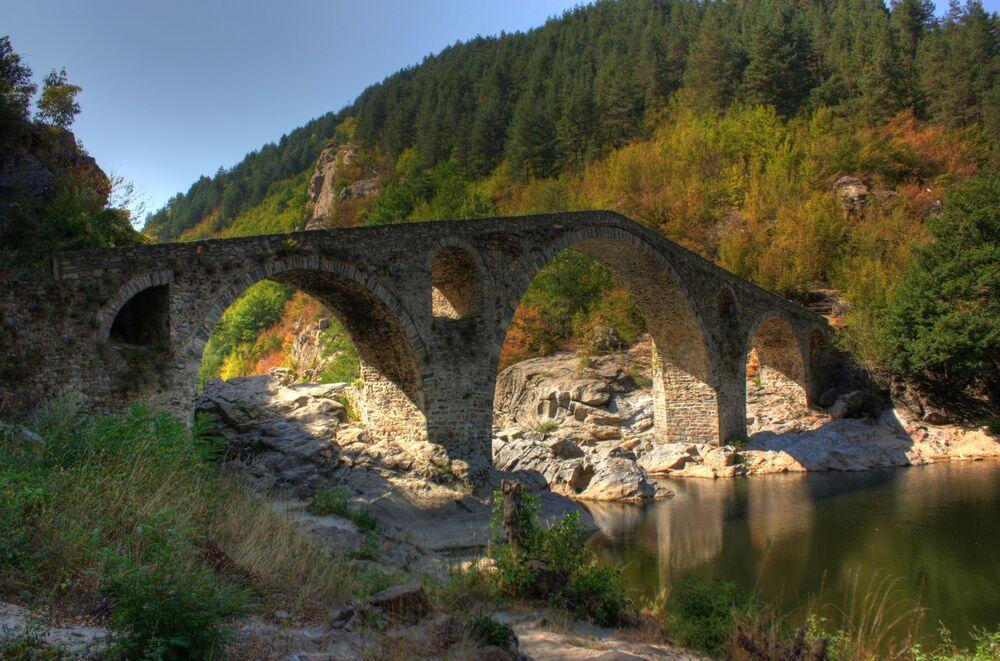 Ďáblův most v Bulharsku