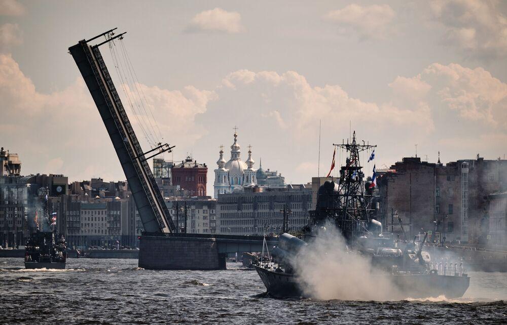 Litejný most v Petrohradě