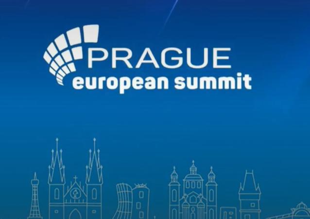 Druhý den Pražského evropského summitu