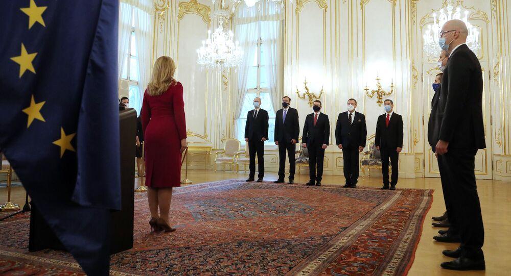 Prezidentka Zuzana Čaputová předá pověřovací listiny novým velvyslancům