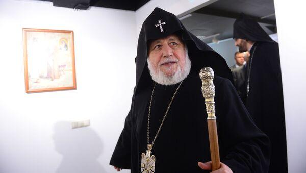 Katolikos všech Arménů Garegin II. - Sputnik Česká republika