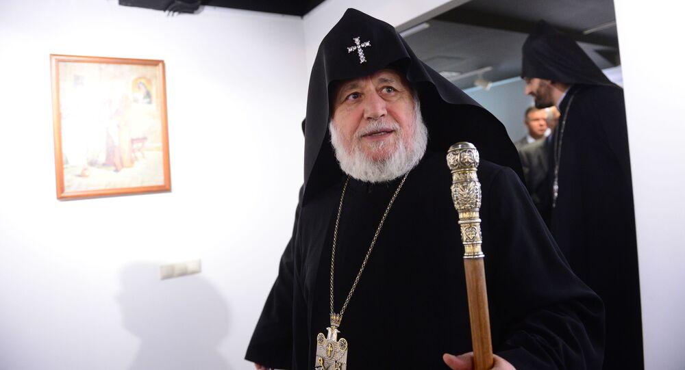 Katolikos všech Arménů Garegin II.