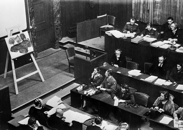 Norimberský proces: před 75 lety byli odsouzeni největší zločinci 20. století - Sputnik Česká republika