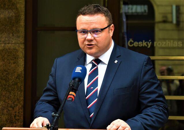 Ředitel ČRo René Zavoral