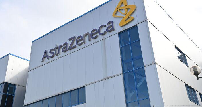 Budova společnosti AstraZeneca