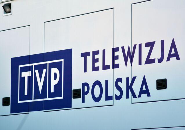 Logo polského televizního kanálu TVP