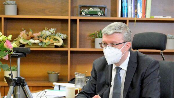 Ministr průmyslu a obchodu Karel Havlíček - Sputnik Česká republika
