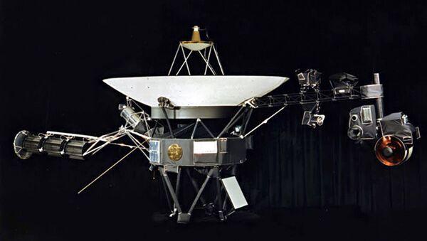 kosmická loď Voyager - Sputnik Česká republika