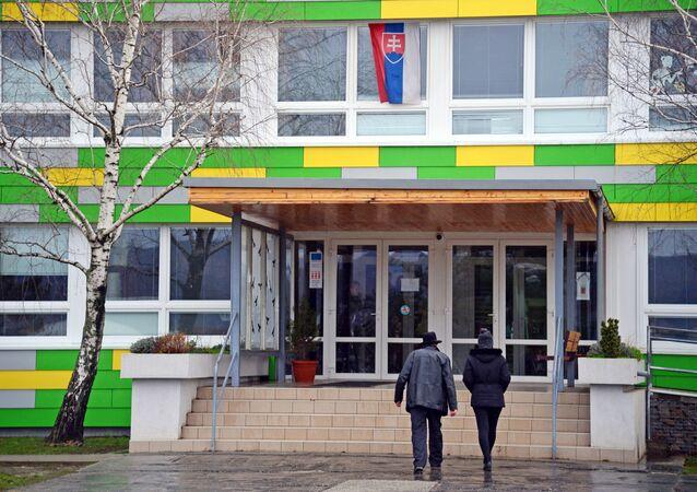 Škola v Bratislavě