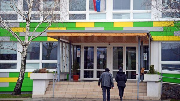 Škola v Bratislavě - Sputnik Česká republika