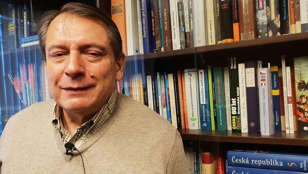 Bývalý český premiér Jiří Paroubek - Sputnik Česká republika