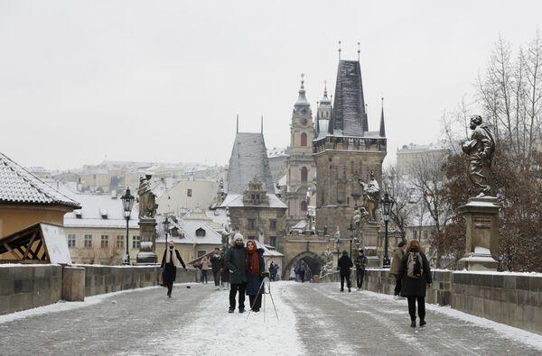 Vánoční Praha - Sputnik Česká republika