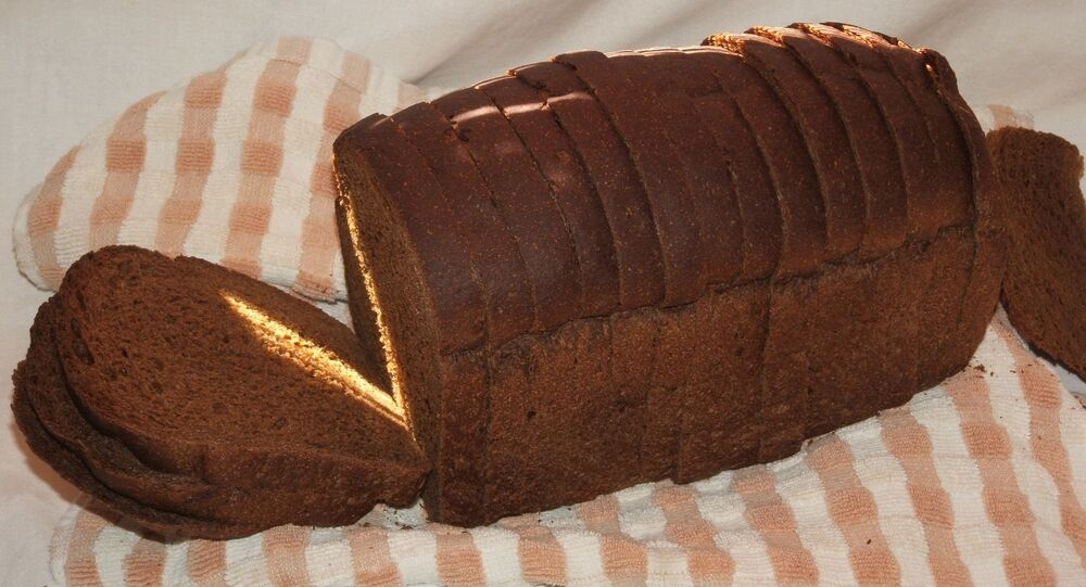 Tmavý chleb