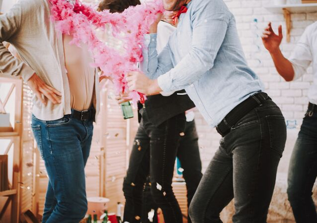 Gay večírek