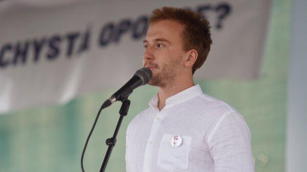 Mikuláš Minář - Sputnik Česká republika