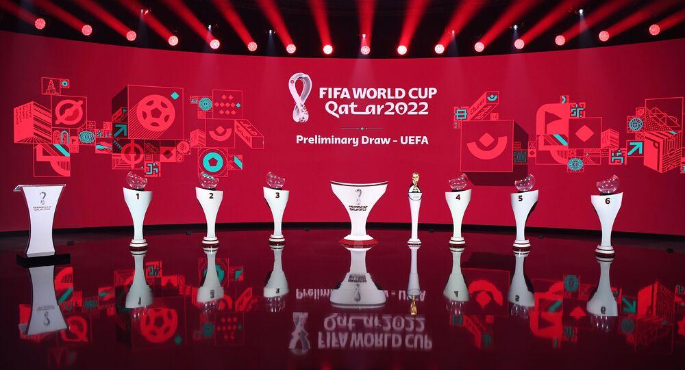 Los kvalifikace na mistrovství světa 2022 v Kataru