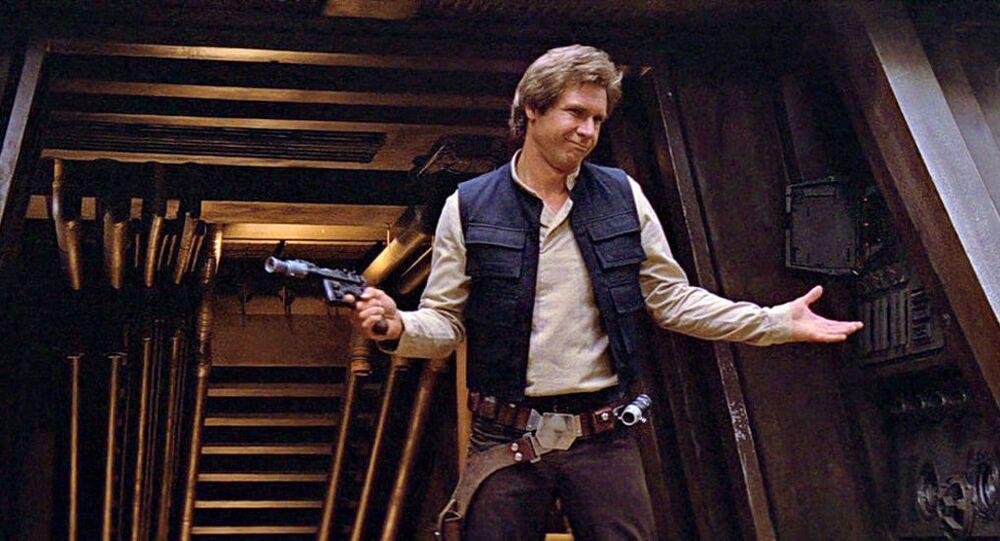 Záběr z filmu Hvězdné války: Epizoda VI – Návrat Jediho