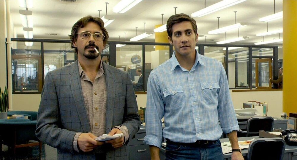 Herci Robert Downey Jr. a  Jake Gyllenhaal ve filmu Zodiac, 2007