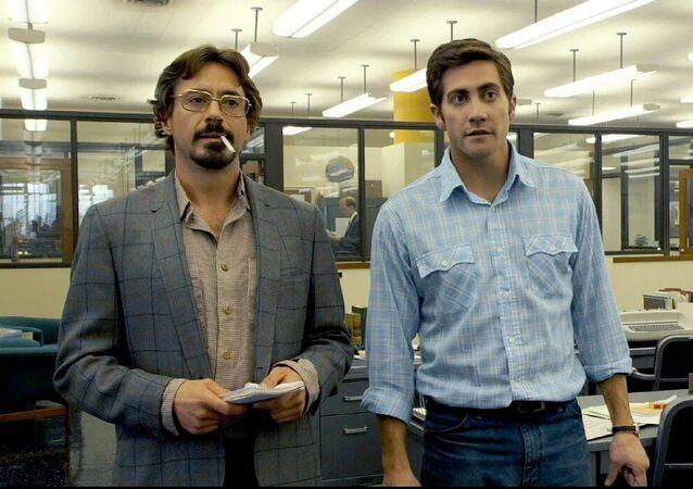 Herci Robert Downey Jr. a  Jake Gyllenhaal ve filmu Zodiac, 2007