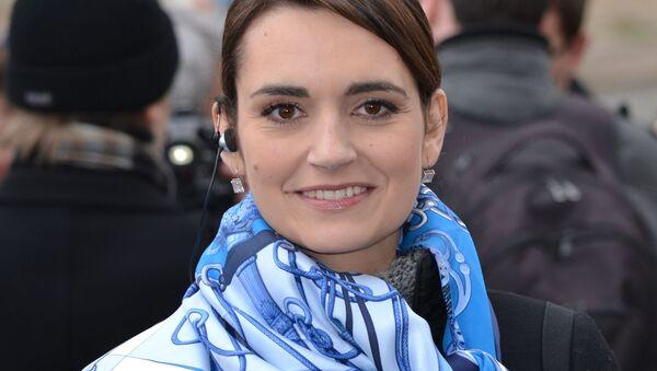 Daniela Písařovicová - Sputnik Česká republika