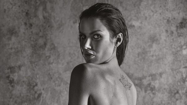 Gabriela Koukalová. Playboy  - Sputnik Česká republika