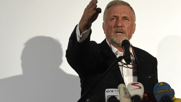 Bývalý český premiér Mirek Topolánek - Sputnik Česká republika