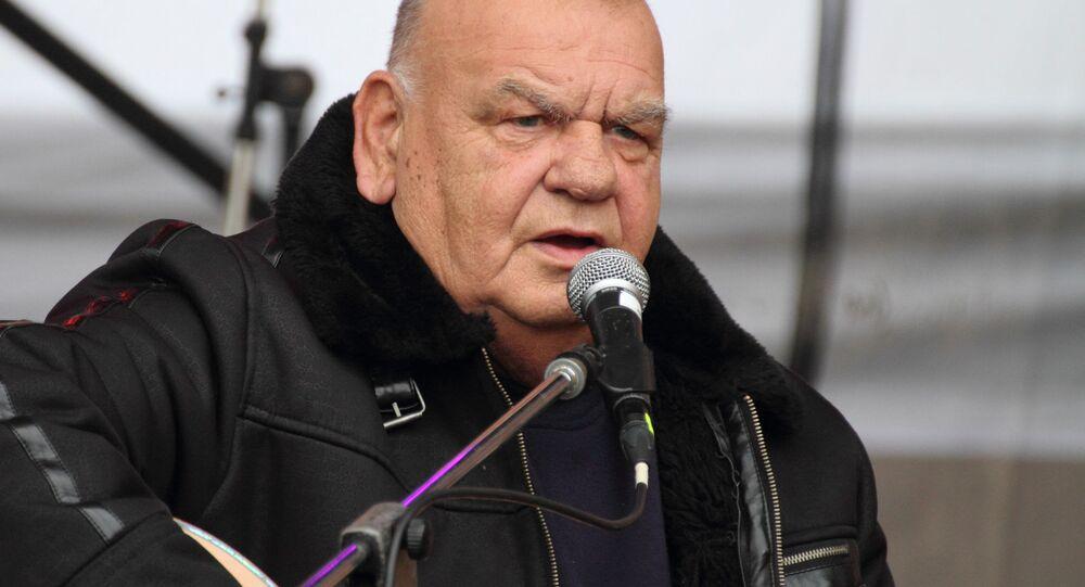 Český hudebník František Nedvěd