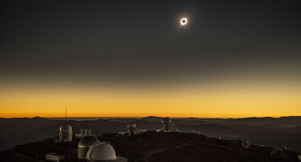 Úplné zatmění Slunce v Chile, 2. červenec 2019