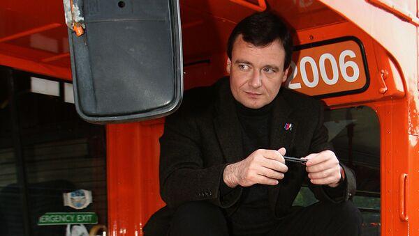David Rath v roce 2006 - Sputnik Česká republika