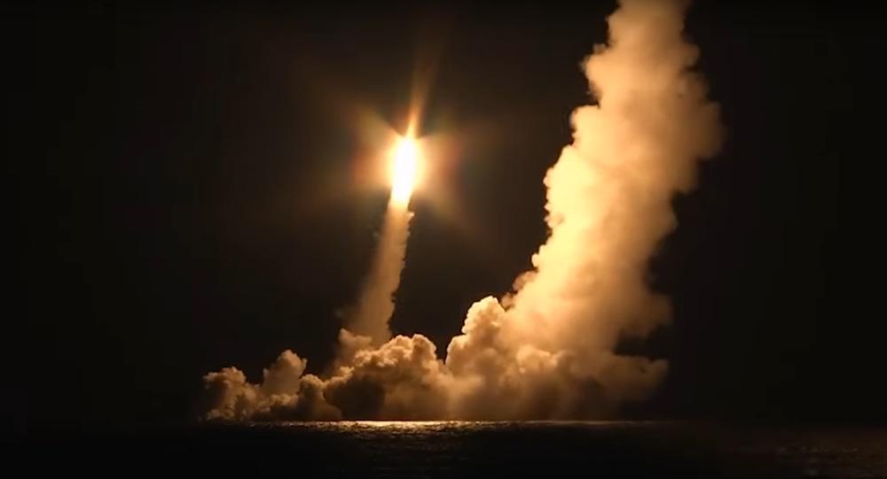 Vypuštění balistických raket