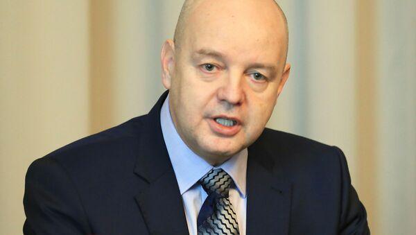 Bývalý slovenský a bývalý ředitel TV Markíza Pavol Rusko - Sputnik Česká republika