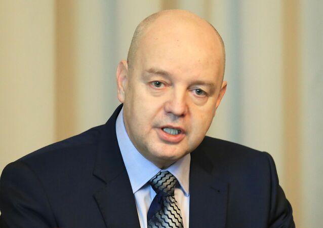 Bývalý slovenský a bývalý ředitel TV Markíza Pavol Rusko